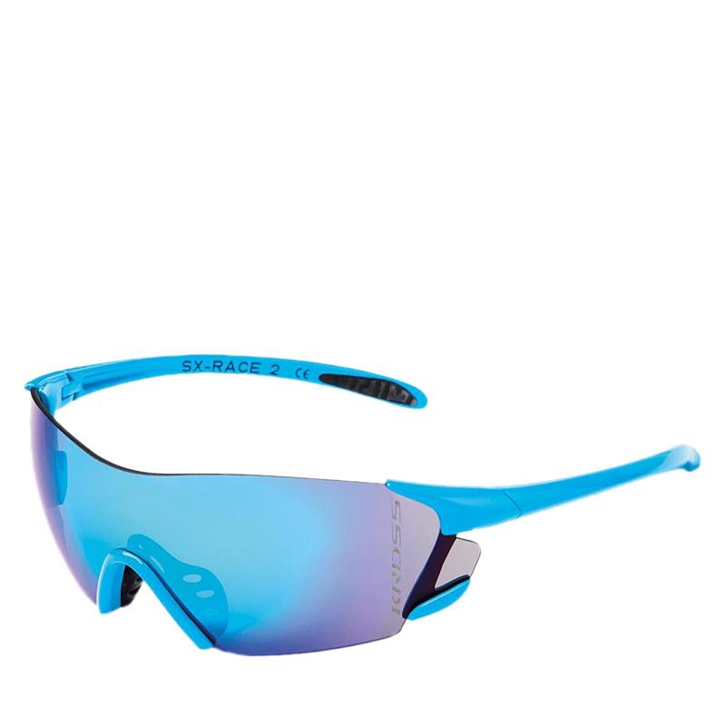 df72f4b5e Cyklistické okuliare KROSS-EYEWEAR SX-RACE 2 BLUE BLACK | EXIsport Eshop