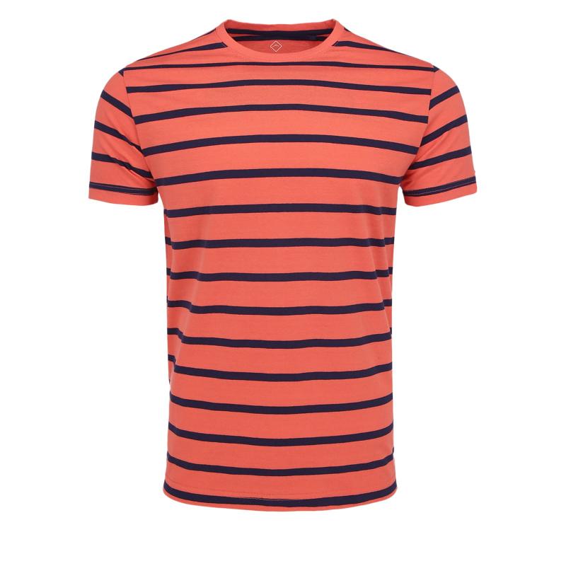 Pánske tričko s krátkym rukávom VOLCANO-T-TRISTAN -