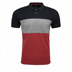 Pánske polo tričko s krátkym rukávom VOLCANO-T-DIGGER