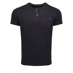 Pánske tričko s krátkym rukávom VOLCANO-T-HUBRIS Blue