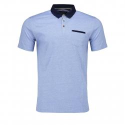 Pánske polo tričko s krátkym rukávom VOLCANO-T-MARCUS