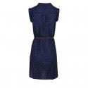 Dámske šaty FUNDANGO-Mona-navy -