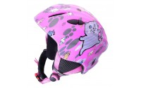 [BLIZZARD-MAGNUM ski helmet, pink cat shiny]