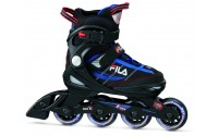 [FILA-J-ONE BLACK/BLUE/RED]