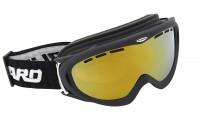 [BLIZZARD-Ski Gog. 905 MDAVZPO, black matt, honey2, gold m]