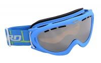 [BLIZZARD-Ski Gog. 905 MDAVZFO, neon blue matt, amber2-3,]