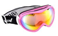 [BLIZZARD-Ski Gog. 919 MDAVZS, neon pink matt, rosa2, red]