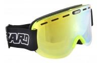 [BLIZZARD-Ski Gog. 922 MDAVZO, neon green matt, amber2, ye]
