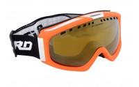 [BLIZZARD-Ski Gog. 933 MDAVZSP, neon orange matt, honey2,]