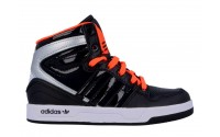 [adidas Originals-COURT ATTITUDE K / BLACK / BLACK 1 / RUNNING WHIT]