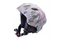 [BLIZZARD-MAGNUM ski helmet, grey cat shiny, size 52-5]