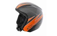 [BLIZZARD- RACE ski helmet, carbon orange, size 50-52 uni]