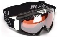 [BLIZZARD-Ski Gog. 933 MDAVZS, black matt, amber2, silver]