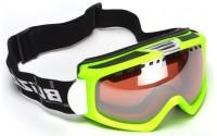[BLIZZARD-Ski Gog. 933 MDAVZS, neon green matt, amber2, bl]