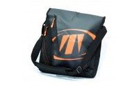 [TECNICA-Notebook bag, black/orange, AKCE]