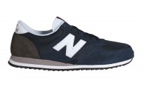 [NEW BALANCE-U420CNW Navy/White]