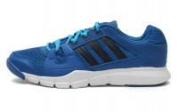 [adidas-Gym Warrior BLUBEA/BLACK1/SOLBLU]