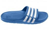 [adidas-Duramo Slide K/ BAHIA BLUE S14/RUNNING WHITE FTW/BAHI]