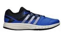 [adidas-Galaxy Trainer Blue/Black/Silver]