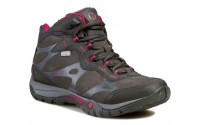 [MERRELL-AZURA CAREX MID WATERPROOF BLACK]