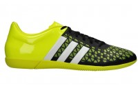 [adidas-ACE 15.3 IN CBLACK/FTWWHT/SYELLO]