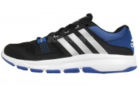 [adidas-Gym Warrior .2 BLACK/SILVMT/BLUE]