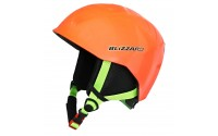 [BLIZZARD-SIGNAL ski helmet, orange]