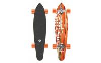 "[STREET SURFING-Longboard KICKTAIL 36"" Damaged Orange 100k]"