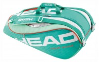 [HEAD-TOUR TEAM SUPERCOMBI 9R TURQUOISE/CORAL]