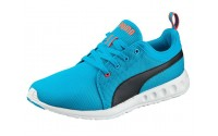 [PUMA-Carson Runner atomic blue-black-red blas]