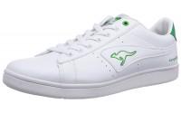 [KangaROOS-K-Class-x 7054 -white/dk green]