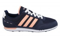 [adidas-CITY RACER W CONAVY/LTFLOR/FTWWHT]