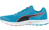 [PUMA-Descendant v3 atomic blue-black-red blas]