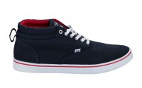 [RUSSELL ATHLETIC-Mid Cut Navy]