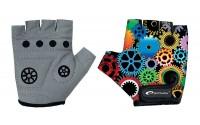 [SPOKEY- BOLT GLOVE Detské cyklistické rukavice S (17 cm)]