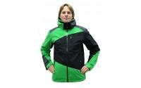 [BLIZZARD-Performance Ski Jacket black/anthracite/apple green]