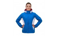 [BLIZZARD-Viva Comfort Jacket light blue/white/pink]