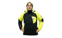 [BLIZZARD-Freemountain Ski Jacket black/yellow]