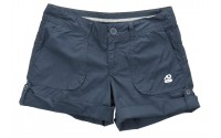 "[NIKE-WASHED 4"" SOLID CUFFED SHORT]"