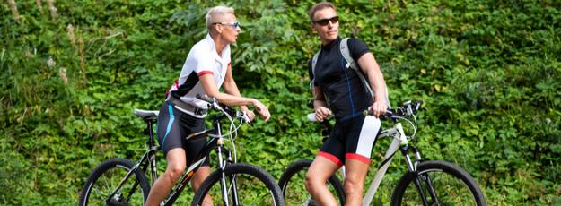 Pánske a dámske cyklistické dresy