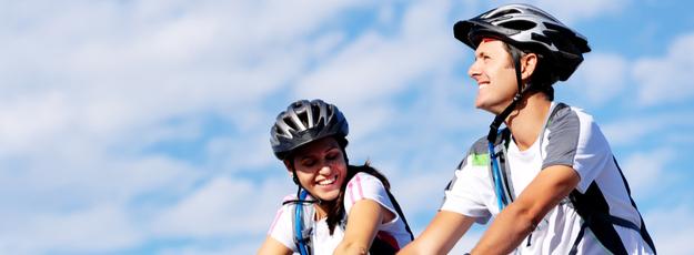 Pánske a dámske cyklistické prilby