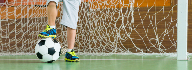futbalové halové lopty