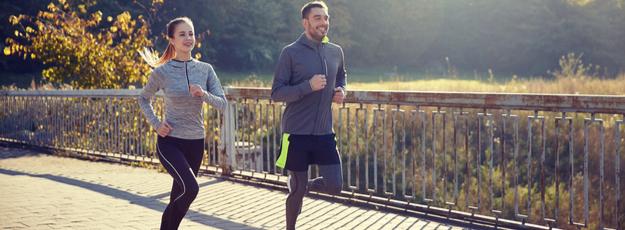 Bežecké oblečenie a topánky na behanie
