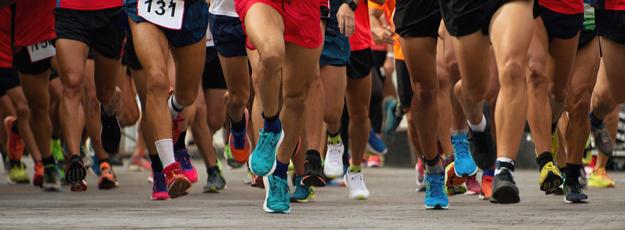 Bežecká cestná obuv