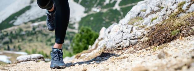 pánska a dámska trailová obuv
