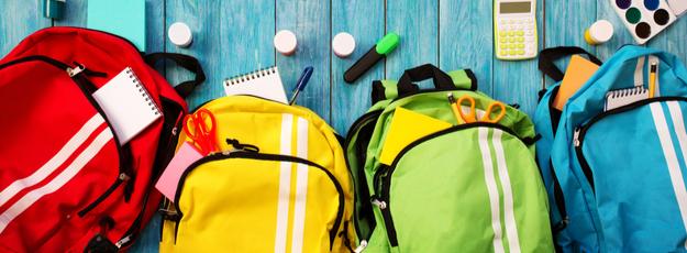 Školské ruksaky, školské batohy