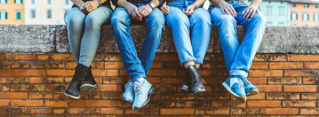 pánska a dámska vychádzková obuv
