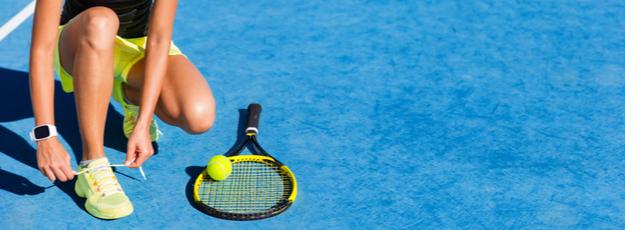 tenisové doplnky