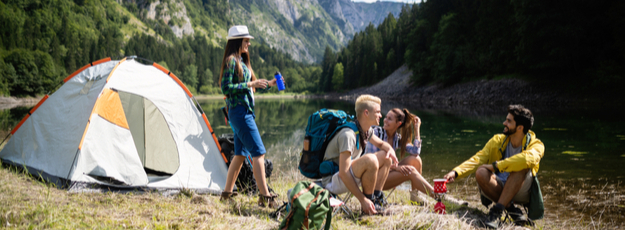 Turistika, trekking
