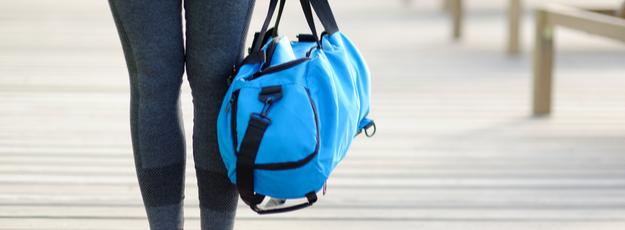 Dámske športové tašky